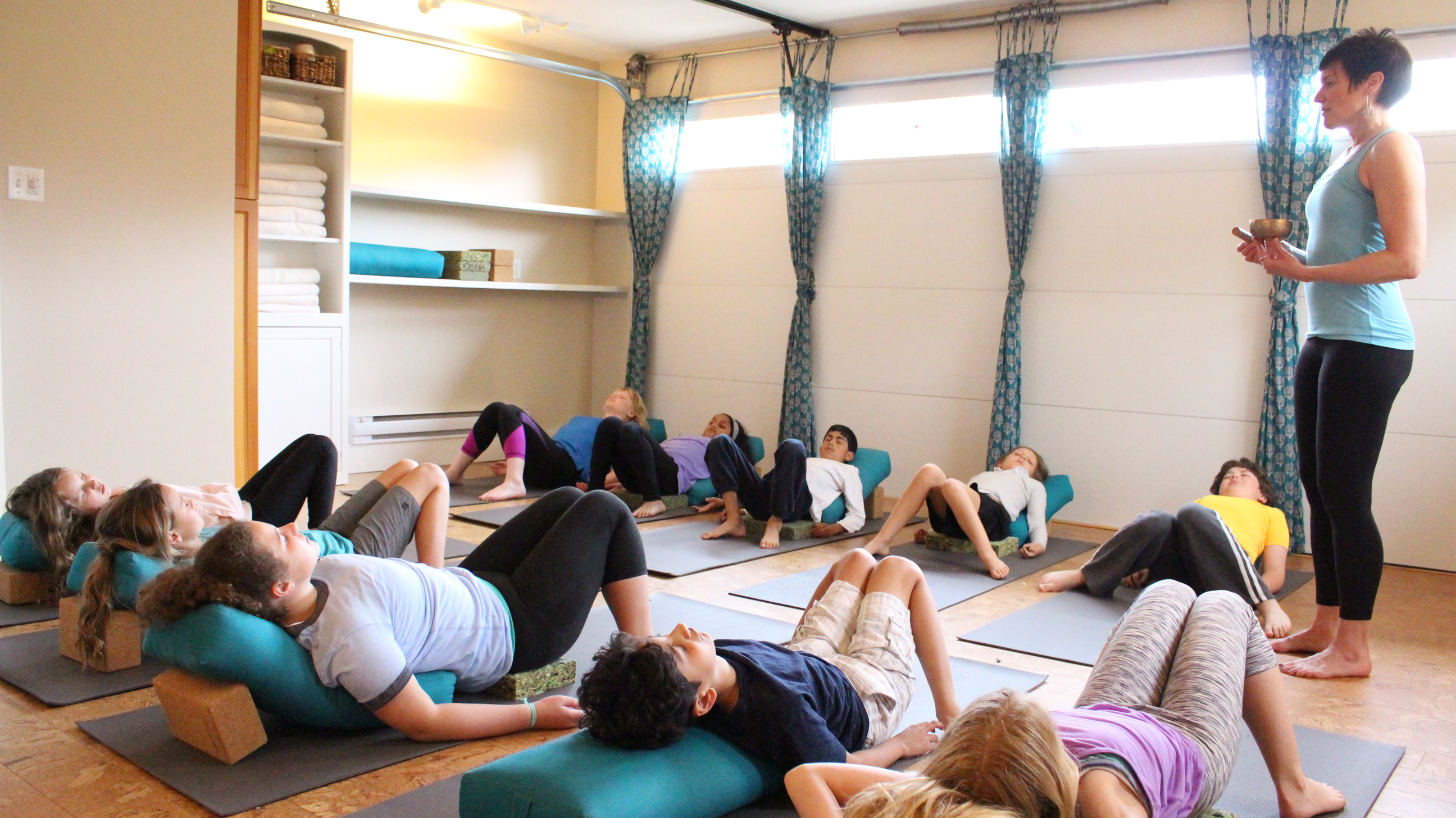Tween Yoga Classes Victoria BC - Mindful Living