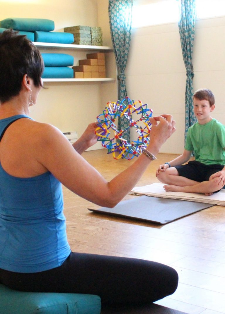 Tween Private Yoga Class Victoria BC
